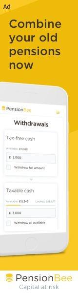 PensionBee Ad